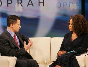 Oprah and Jim McGreevey