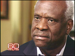 Supreme Court Clarence Thomas Interview