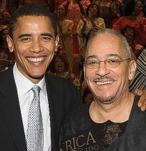 Barack Obama & Jeremiah Wright