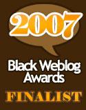 Black Weblog Award Finalist