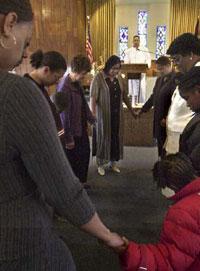 Black Folks Praying