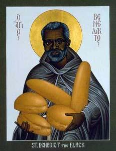St Benedict the Black